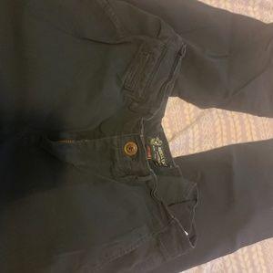 Mens American Eagle slim fit khakis size 32x30